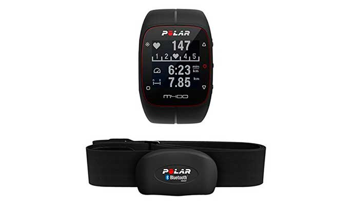 Reloj pulsometro GPS