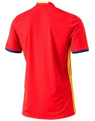 equipación oficial eurocopa 2016