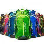 Diferentes tipos de mochilas y sus diferentes usos.
