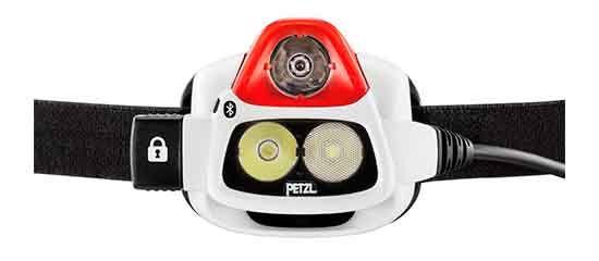 Linterna frontal Petzl NAO
