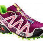 Salomon speedcross 3, zapatillas running trail mujer