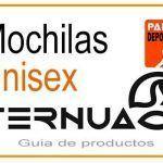 Mochilas Ternua unisex, las más recomendables por precio y calidad.
