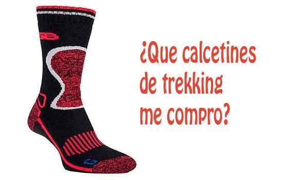 calcetines de montaña