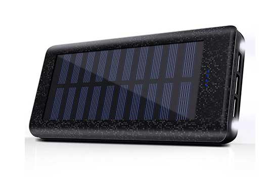 Batería Externa Solar