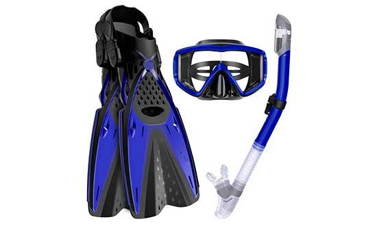 kit snorkel