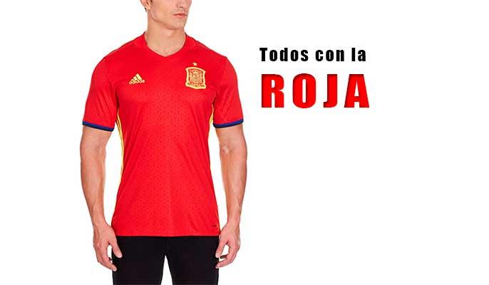 camiseta eurocopa 2016