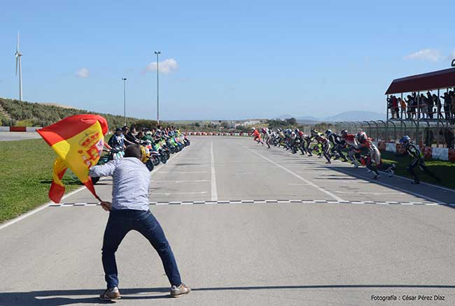 Campeonato resistencia Vespa