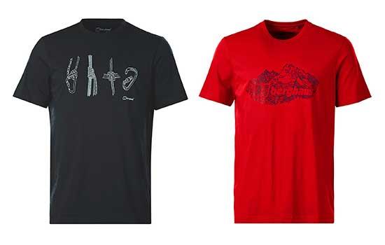 Camiseta Berghaus