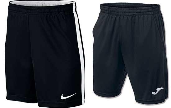 Pantalón corto entrenamiento